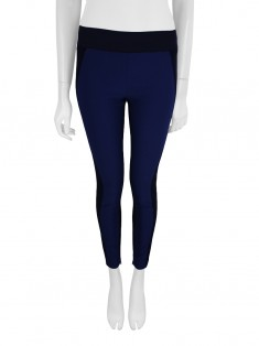 Calça Stella McCartney Skinny Bicolor