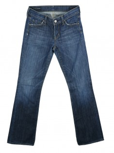 Calça Citizens Of Humanity Low Waist Bootcut Jeans