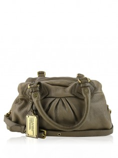 Bolsa Marc By Marc Jacobs Classic Q Baby Groovee Etoupe
