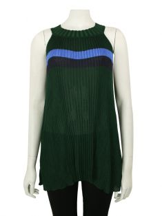 Blusa Gig Couture Tricot Verde