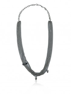 Colar Moschino Cheap and Chic Love and Chains