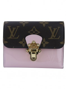 Carteira Louis Vuitton Cherrywood Rosa Poudre