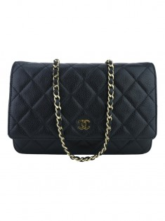 Clutch Chanel Caviar Quilted WOC