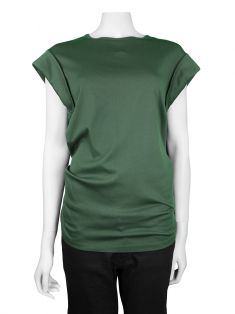 Blusa Isabel Marant Lowell Verde Musgo