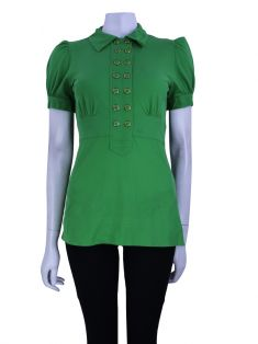Blusa Marc by Marc Jacobs Polo Verde