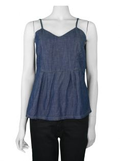 Blusa Mixed Bata Jeans