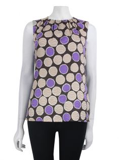 Blusa Tory Burch Regata Estampada