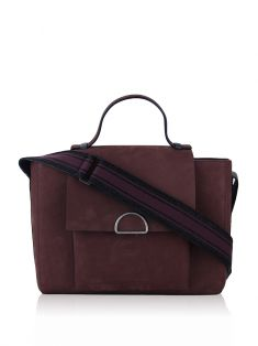 Bolsa Brunello Cucinelli Cross Body Vinho