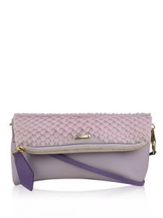 Bolsa Burberry The Petal Lilás