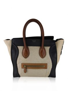 Bolsa Celine Luggage Colorida