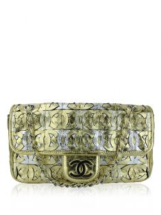 Bolsa Chanel CC Mix Bicolor