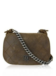 Bolsa Chanel Paris-Edinburgh Mini Highlander
