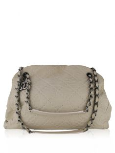 Bolsa Chanel Quilted Iridescent Leather Just Mademoiselle