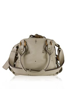 Bolsa Chloé Paddington Messenger Creme