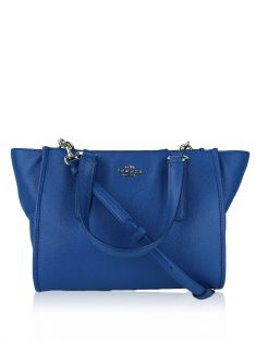 Bolsa Coach Surrey Carryall Mini Azul