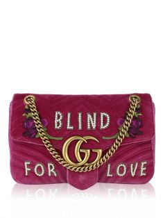 Bolsa Gucci Marmont Blind For Love