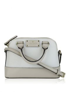 Bolsa Kate Spade Wellesley Mini Bicolor