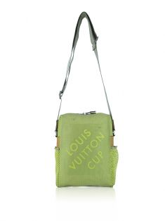 Bolsa Louis Vuitton Cup Geant Weathery Limited Edition Canvas