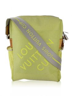 Bolsa Louis Vuitton Limited Edition LV Cup Damier Geant Weatherly