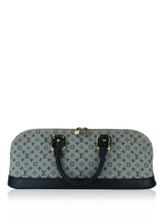 Bolsa Louis Vuitton Mini Lin Alma Horizontal