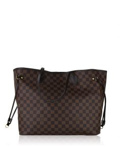 Bolsa Louis Vuitton Neverfull GM Damier Ebene