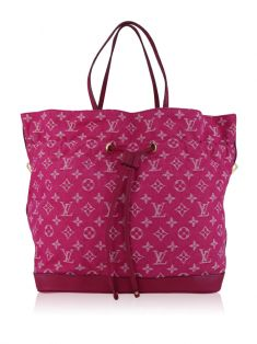Bolsa Louis Vuitton Noefull Rose Indian