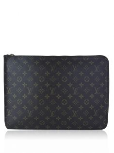Bolsa Louis Vuitton Poche Documents Portfolio Monograma