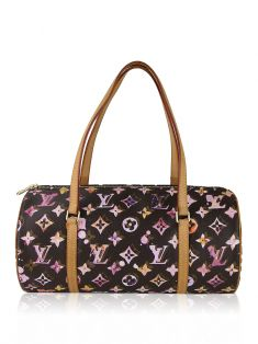 Bolsa Louis Vuitton Richard Prince Monogram Watercolor Aquarelle Papillon