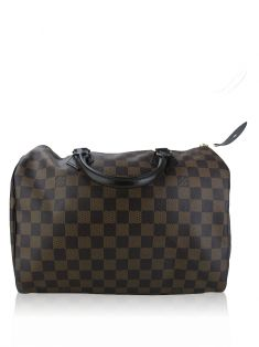 Bolsa Louis Vuitton Speedy Damier Ebene 30