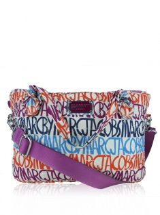 Bolsa Marc by Marc Jacobs Notebook Colorido