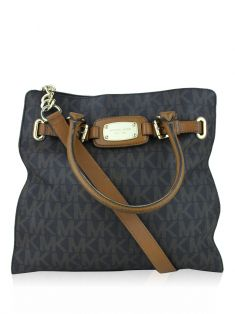 Bolsa Michael Kors Hamilton East West Signature