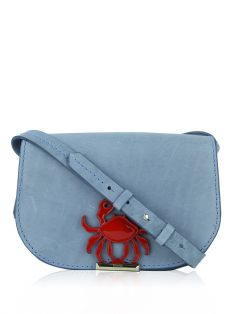 Bolsa Schutz Light Sea Caranguejo Azul