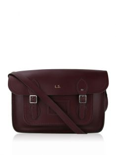 Bolsa The Cambridge Satchel The Batchel Vermelha