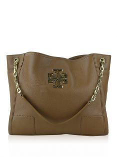 Bolsa Tory Burch Britten Small Slouchy Tote