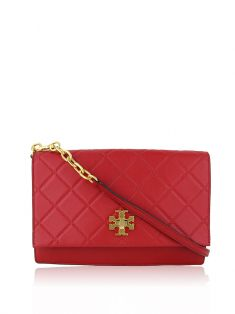 Bolsa Tory Burch Georgia Crossbody Vermelha
