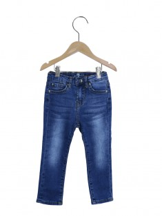 Calça Seven For All Mankind Slimmy Jeansn Toddler
