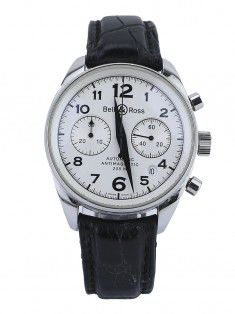 Relógio Bell & Ross 126 Off-White