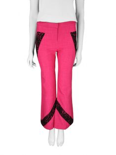 Calça Mixed Renda Pink