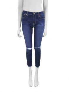 Calça Seven For All Mankind Ankle Givenevere Jeans