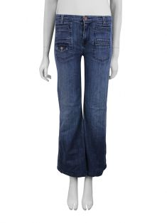 Calça Seven For All Mankind Flare Jeans