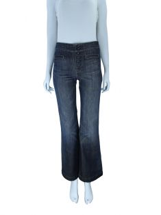 Calça Seven For All Mankind Pantalona Jeans
