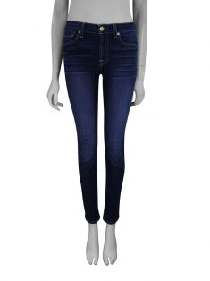 Calça Seven For All Mankind Roxanne Skinny Jeans