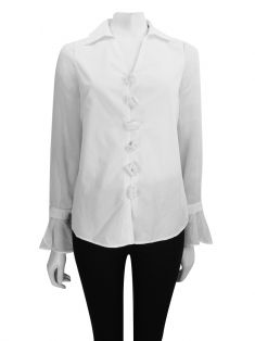 Camisa Anne Fontaine Off- White