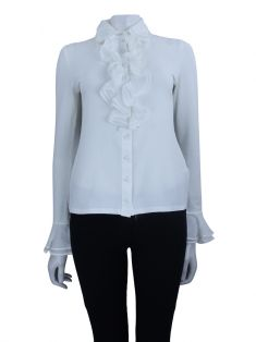 Camisa Anne Fontaine Patsy Off-White