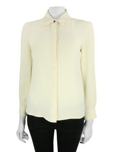 Camisa Louis Vuitton Crepe Off white