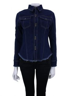 Camisa NK Jeans Escuro
