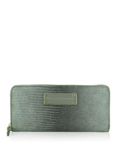 Carteira Marc By Marc Jacobs Take Me Wingman Embossed