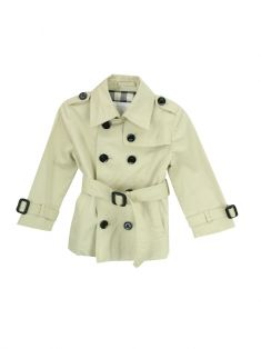 Casaco Burberry The Sandringham Infantil