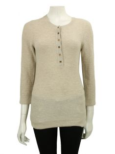 Casaco Marc by Marc Jacobs Cashmere Bege