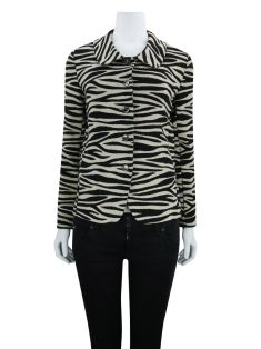 Casaco Max Mara Weekend Animal Print